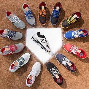 {New Balance:全场运动鞋服特卖