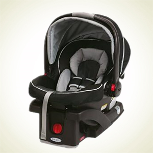 {Amazon.com:Graco 葛莱 SnugRide Click Connect 35 婴儿提篮式汽车座椅
